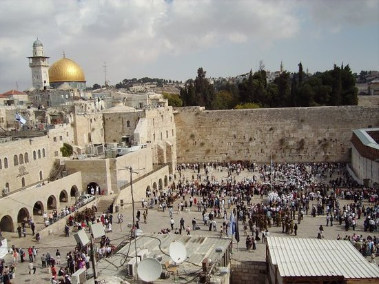 Jerusalem Travel Guide on TripAdvisor – Jerusalem Tourist Map