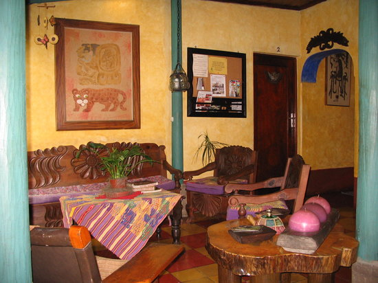 Posada Belen Museo Inn: lobby