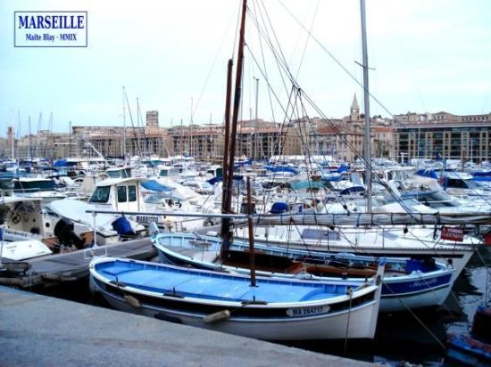 Old Port: Vieux Port