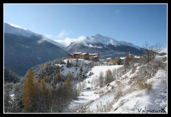 Notre village sous la neige pendant les vacances de toussaint picture of au - Garder des maisons pendant les vacances ...