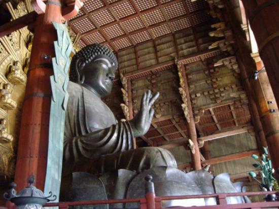 Templo Gran Buda , Nara