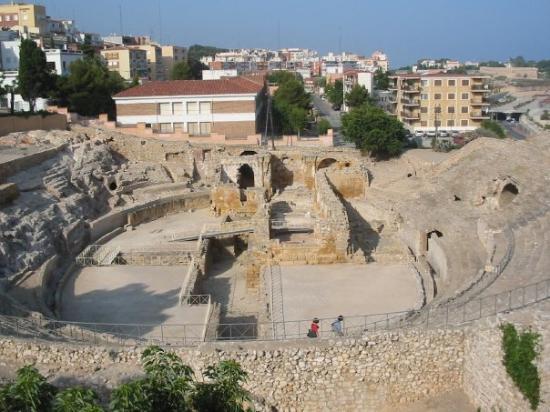 Amfiteatre: Tarragona