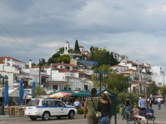 Skiathos Town Foto