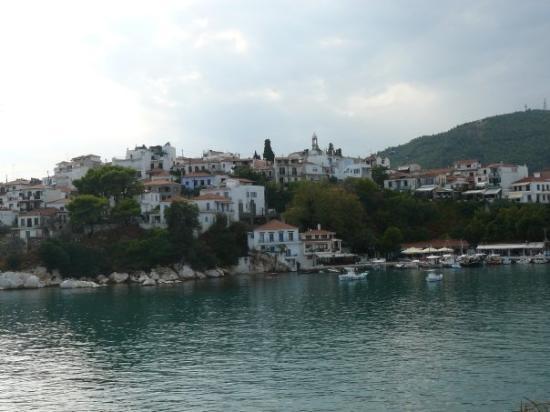 Skiathos Town Photo