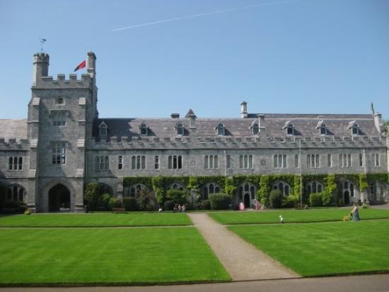 University College Cork (UCC) Aufnahme