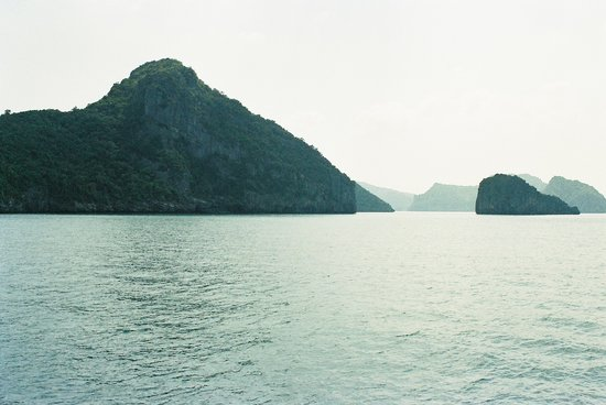 Ang Thong, Thailand: So many islands!