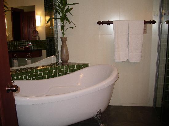 Borei Angkor Resort & Spa : お風呂