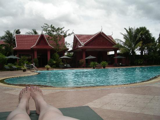 Borei Angkor Resort & Spa: プール