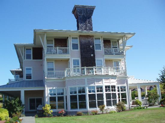 The Resort at Port Ludlow: The Hotel