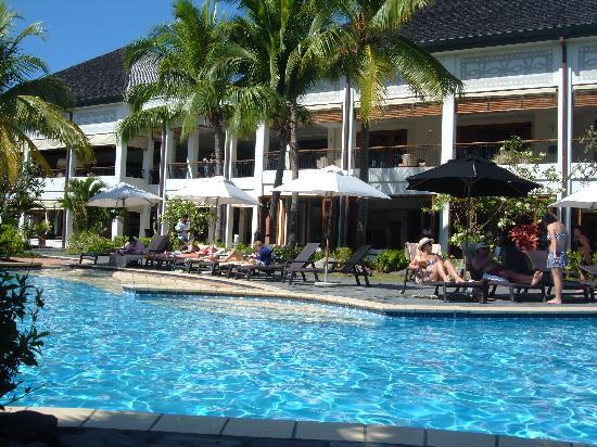 Sofitel Fiji Resort & Spa: pool adult end
