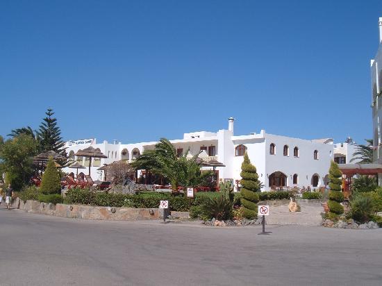 Hotel Alianthos Garden : Alianthos Garden, Plakias