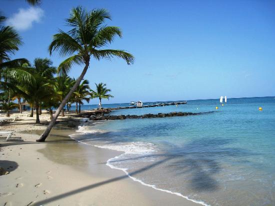 Club Med Les Boucaniers : plage