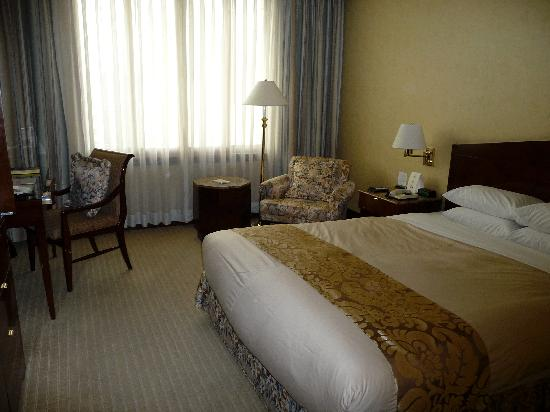 The Plaza : Typical double room