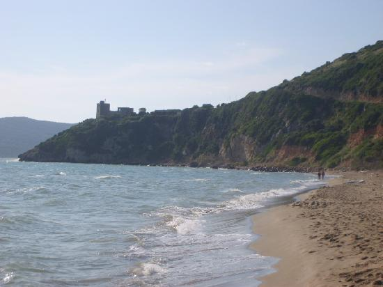 Fonteblanda, Italie : la vista