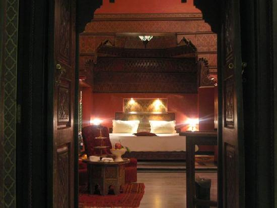 La Sultana Marrakech: Our room!