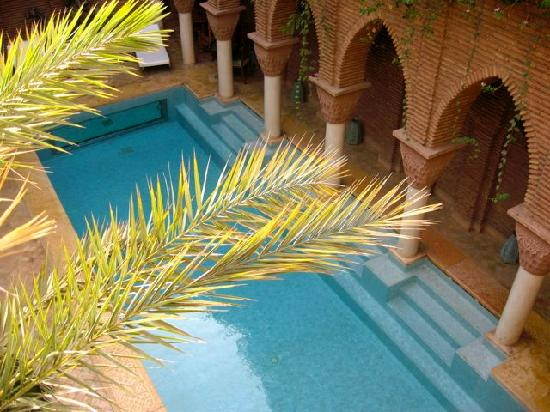 La Sultana Marrakech: View of pool