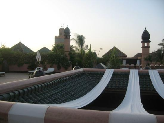 La Sultana Marrakech: Another terrace view