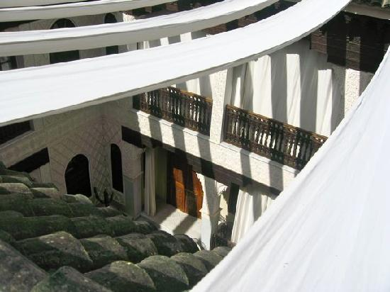 La Sultana Marrakech : View of further courtyard