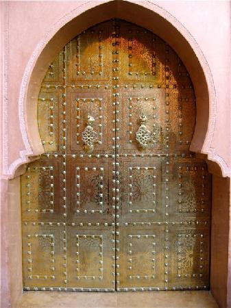 La Sultana Marrakech: Entrance to La Sultana