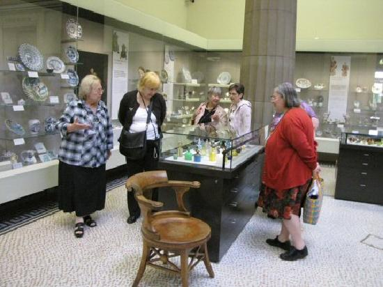 Harris Museum and Art Gallery: The arts and ceramics displays are popular