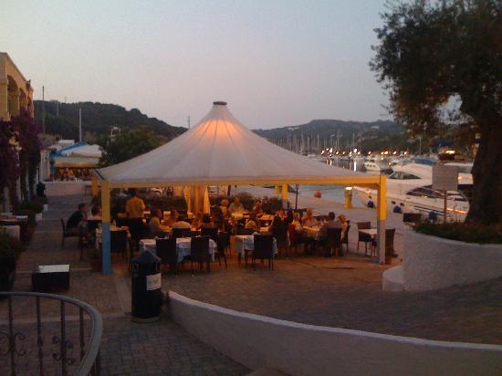 Ristorante da Pier: The beautiful landscape