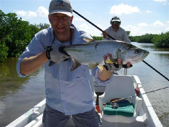 Fisherman Fishing Lodge: Tarpon