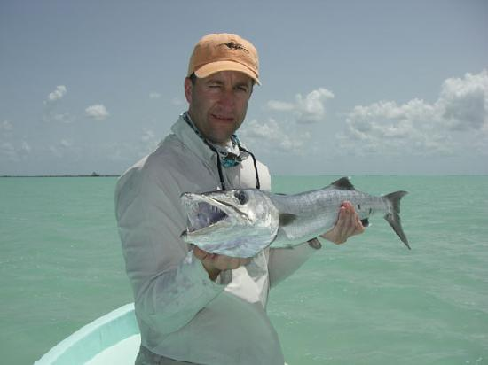Fisherman Fishing Lodge: Barracuda