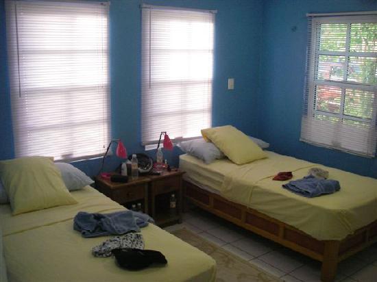 Fisherman Lodge: Comfy rooms