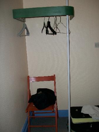 Hôtel Céline : chambre
