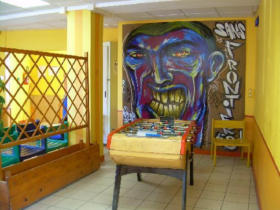 Centre Charles Peguy : Le grand espace detente