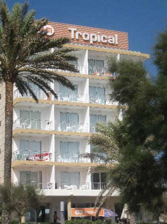 HM Tropical : Hotel