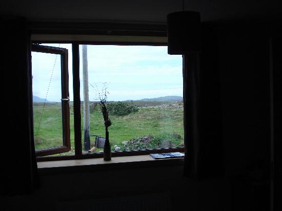 Smoo Cave Hotel: View from the room
