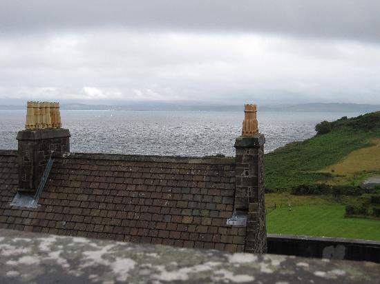 Pineapple House B&B: Duart Castle, Isle of Mull