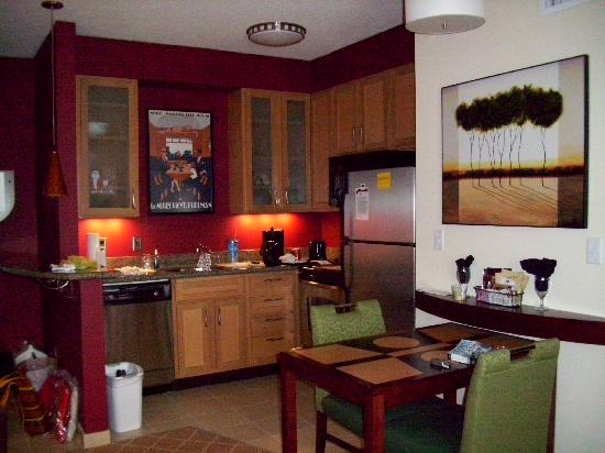 Residence Inn Hazleton: Fully equipped kitchen