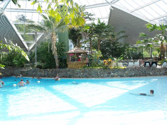 Südsee-Camp: Indoor swimming Pool