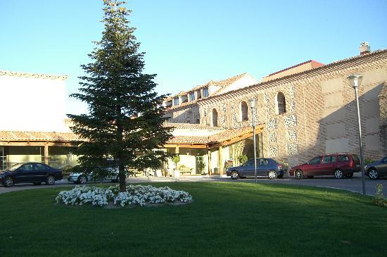 Castilla Termal Balneario de Olmedo: Hotel