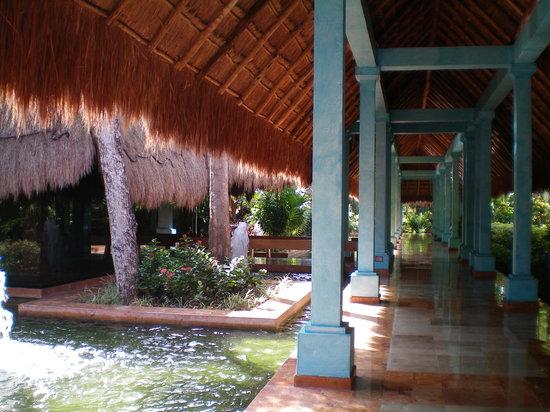 Iberostar Tucan Hotel : walkway