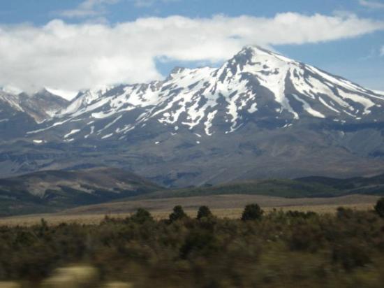 Volcanic Activity Centre Photo
