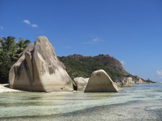Isla de La Digue, Seychelles: La Digue: Anse Source D´Argent