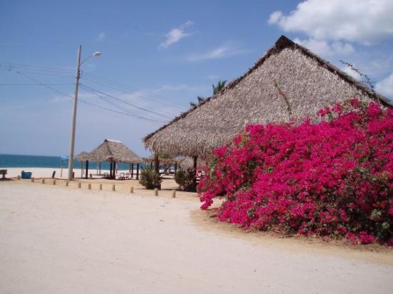 El Valle de Anton, Panamá: Strand in Santa Clara, beach in Santa Clara, la playa en Santa Clara 7. April 2009