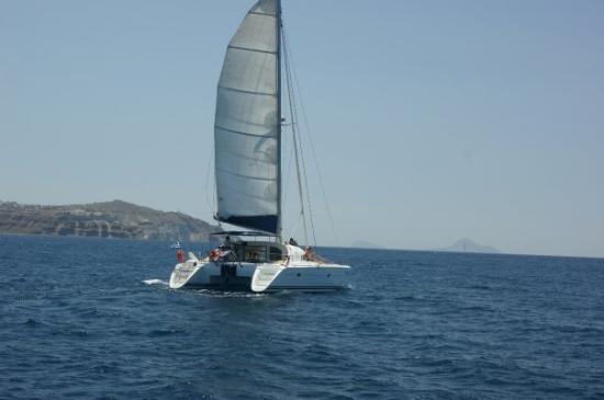 Santorini Sailing: WWW.SANTORINISAILING.COM