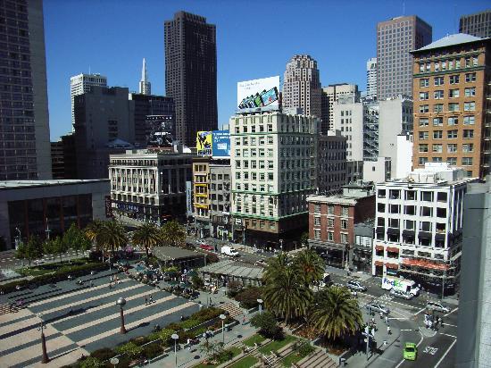 โรงแรมแฮนด์เลย์ ยูเนี่ยนสแควร์: union square