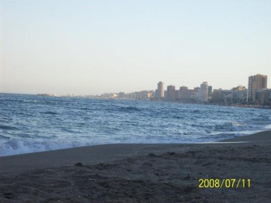 Torreblanca, España: Playa