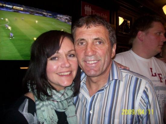 Cafe Sports England: Liverpool, UK