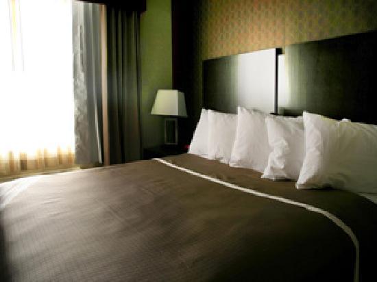 Best Western Plus Olathe Hotel: Nice