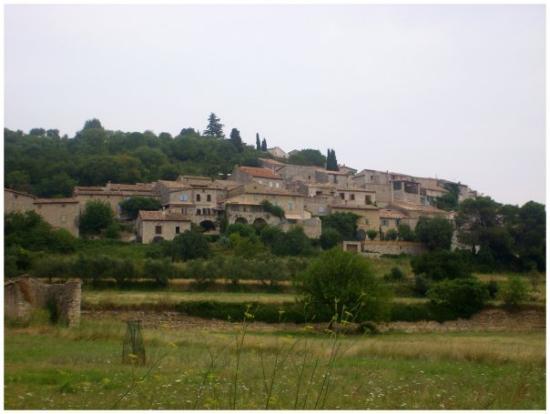 Vèzenobres, France : Vézénobres (Gard)  Eté 2008