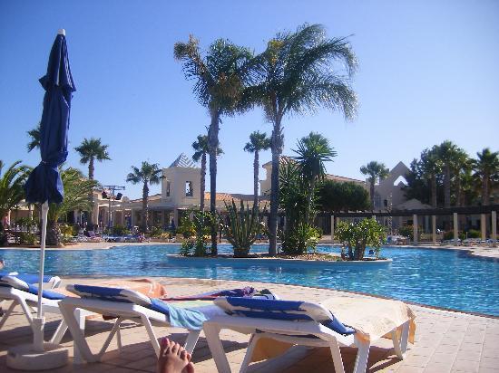 Adriana Beach Club Hotel Resort: the other pool