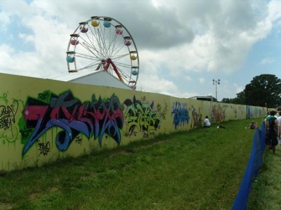 แมนเชสเตอร์, เทนเนสซี: Graffiti #2
