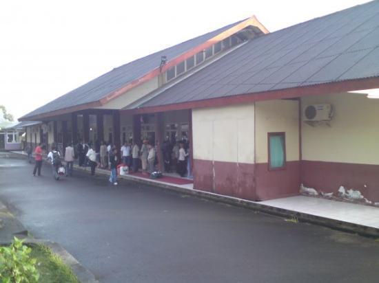 Bandara Sultan Babullah, Ternate, Maluku Utara