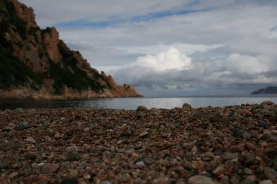 Piana, ฝรั่งเศส: La plage de Ficajola